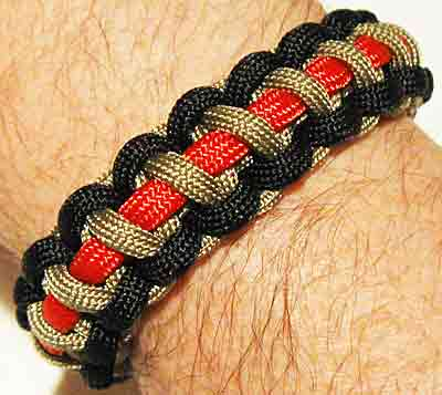 1,3,Color,Paracord,Survival,Bracelet